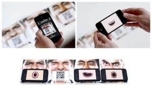 QR-Codes auf CD-Verpackung lassen Band singen